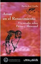 Papel AMAR EN EL RENACIMIENTO (UN ESTUDIO SOBRE FICINO Y ABRAVANEL