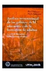 Papel ANALISIS TRANSNACIONAL DE LAS POLITICAS DE LA EDUCACION Y DE