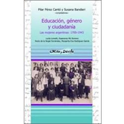 Libro Educacion, Genero Y Ciudadania