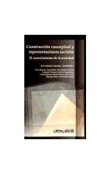 Papel CONSTRUCCION CONCEPTUAL Y REPRESENTACIONES SOCIALES