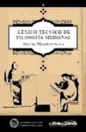 Papel LEXICO TECNICO DE FILOSOFIA MEDIEVAL (RUSTICA)