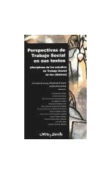 Papel PERSPECTIVAS DE TRABAJO SOCIAL EN SUS TEXTOS DISCIPLINA S DE LOS ESTUDIOS DE TRABAJO SOCIAL