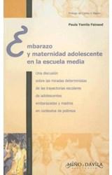 Papel EMBARAZO Y MATERNIDAD ADOLESCENTE EN LA ESCUELA MEDIA