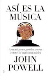 Libro Asi Es La Musica