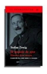 Papel EL MUNDO DE AYER,