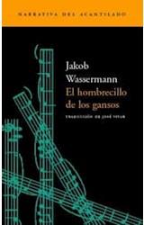 Papel EL HOMBRECILLO DE LOS GANSOS,