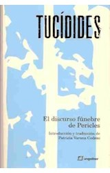 Papel EL DISCURSO FUNEBRE DE PERICLES