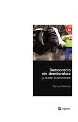 Papel DEMOCRACIA SIN DEMOCRATAS Y OTRAS INVENCIONES