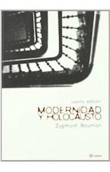 Papel MODERNIDAD Y HOLOCAUSTO
