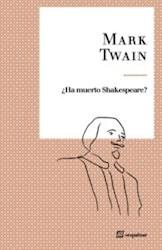 Papel ¿Ha Muerto Shakespeare?