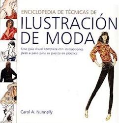 Libro Enciclopedia De Tecnicas De Ilustracion De Moda