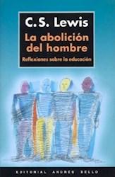 Papel Abolicion Del Hombre La