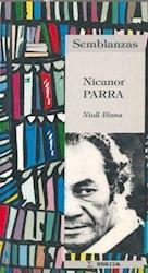Libro Nicanor Parra