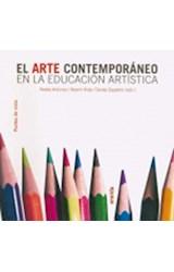 Papel EL ARTE CONTEMPORANEO EN LA EDUCACION ARTISTICA