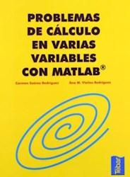 Libro Problemas De Calculo En Varias Variables Con Matlab