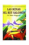Papel MINAS DEL REY SALOMON (COLECCION AVENTURAS)
