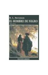 Papel EL HOMBRE DE NEGRO,