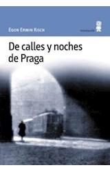 Papel DE CALLES Y NOCHES DE PRAGA
