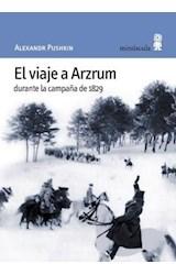 Papel EL VIAJE DE ARZRUM DURANTE LA CAMPAÑA DE 1829,