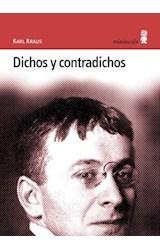 Papel DICHOS Y CONTRADICHOS
