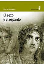 Papel EL SEXO Y EL ESPANTO