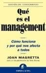 Papel Que Es El Management