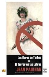 Papel LAS FLORES DE TARBES O EL TERROR EN LAS LETRAS