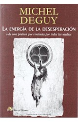 Papel LA ENERGIA DE LA DESESPERACION