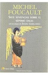 Papel SIETE SENTENCIAS SOBRE EL SEPTIMO ANGEL