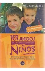 Papel 101 JUEGOS DE DRAMATIZACION PARA NIÑOS