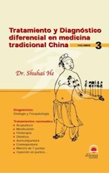 Libro Tratamiento Iii Y Diagnostico Diferencial En Medicina Tradicional China