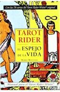 Papel TAROT RIDER EL ESPEJO DE LA VIDA (LIBRO + CARTAS)