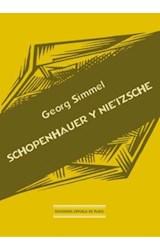 Papel SCHOPENHAUER Y NIETZSCHE : UN CICLO DE CONFERENCIAS