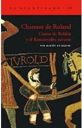 Papel CHANSON DE ROLAND CANTAR DE ROLDAN Y EL RONCESVALLES NAVARRO