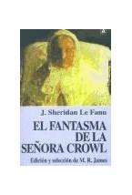 Papel EL FANTASMA DE LA SEÑORA CROWL,