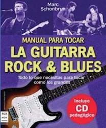 Papel Manual Para Tocar La Guitarra Rock & Blues