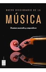 Papel NUEVO DICCIONARIO DE LA MUSICA