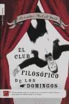 Papel Club Filosofico De Los Domingos, El