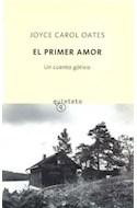 Papel PRIMER AMOR UN CUENTO GOTICO (141) (BOLSILLO)
