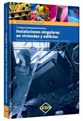 Libro Instalaciones Singulares En Viviendas Y Edificios