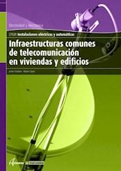 Libro Infraestructuras Comunes De Telecomunicaciones En Viviendas Y Edidficios