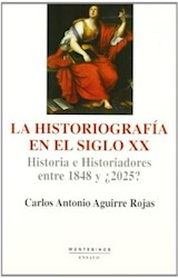 Papel LA HISTORIOGRAFIA EN EL SIGLO XX