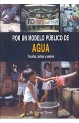 Papel Por un modelo público de agua