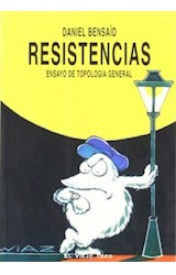 Papel RESISTENCIAS ENSAYO DE TOPOLOGIA GENERAL