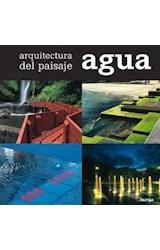 Papel ARQUITECTURA DEL PAISAJE AGUA [ESPAÑOL / PORTUGUES]