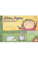 Papel DIME POPE DONDE ESTAN (CARTONE)