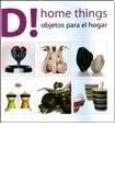 Libro Home Things  Objetos Para El Hogar