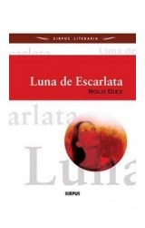 Papel Luna de escarlata