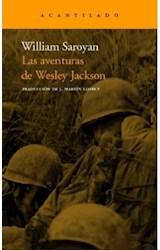 Papel LAS AVENTURAS DE WESLEY JACKSON