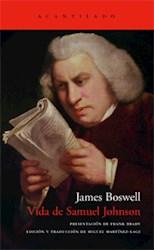 Papel Vida De Samuel Johnson